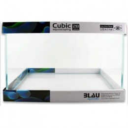 Acuario CUBIC Aquascaping 28 (40x25x28)