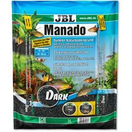 Sustrato JBL Manado DARK 3L