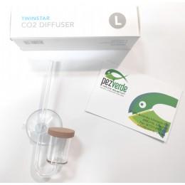 Twinstar CO2 Diffuser L Difusor de CO2