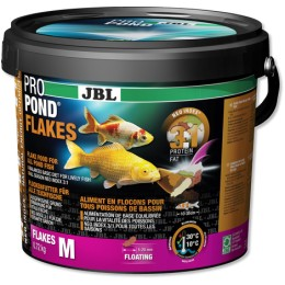 JBL ProPOND Flakes M 0.72KG (5,5L)