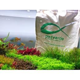 Bolsa de Algodón Reutilizable PezVerde