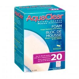 Foamex para Aquaclear 20