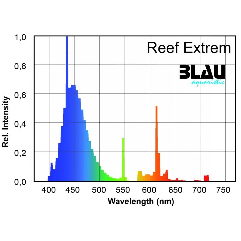 Resultado de imagen de Tubo T5 Blau Reef Extreme 24w.